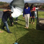 Symbiosis: Location Lighting with the Move